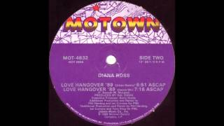 Love Hangover '89 (Urban Remix) - Diana Ross