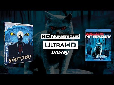 Simetierre (Pet Sematary) : Comparatif 4K Ultra HD vs Blu-ray