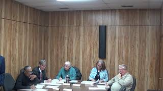 Coffee City Council Meeting – January 13, 2020