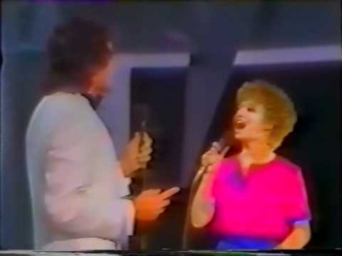 Elaine Paige and David Essex sing 'So Sad (To Watch Good Love Go Bad) 1982
