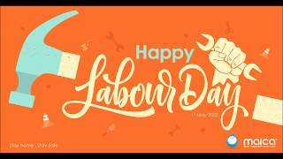 Happy Labour Day 2020