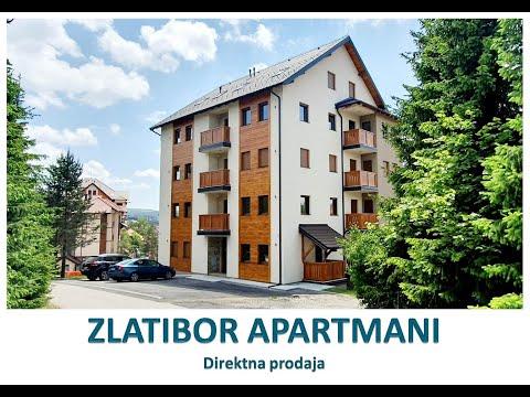 Lux apartmani Zlatibor, 40 m2 direktna prodaja