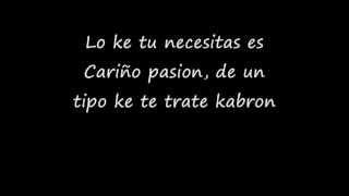 Arcangel - Pienso en ti (2012) (letras)