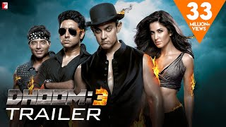 Dhoom 3 Theatrical Trailer