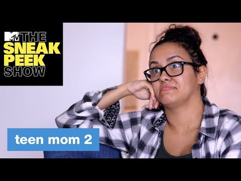 'You Run To Your Ex, Which Is Not OK' | The Sneak Peek Show | MTV