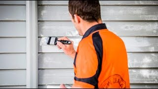 How To Paint Exteriors   Mitre 10 Easy As DIY