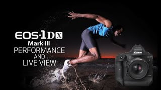 Video 7 of Product Canon EOS-1DX Mark III Full-Frame DSLR Camera