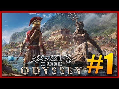 NOVÁ ASSASSÍNSKÁ SÉRIE! - Assassin's Creed Odyssey #1 CZ/SK