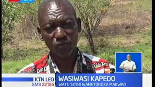 Zaidi ya watu sitini watoroka kutoka eneo la Kapedo baada ya mzozo kudaiwa  baina ya jamii mbili