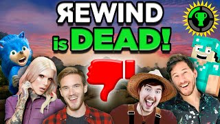 Game Theory: Why YouTube Will NEVER Fix Rewind (YouTube Rewind 2019)