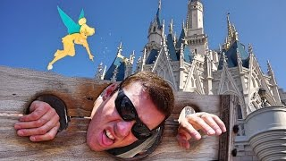 How to Embarass Your Husband - His First Time At Disney!