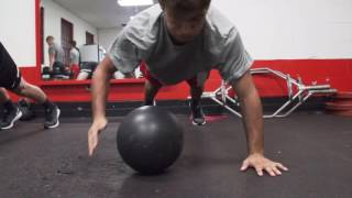 RVision: Rutgers Wrestling Offseason Strength Workout