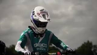 Bike stunt status video