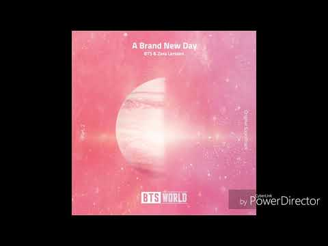방탄소년단 (BTS), Zara Larsson – A Brand New Day (BTS WORLD OST Part.2) Hidden Vocals