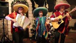 Энергичная латиноамериканская музыка в исполнении зажигательного трио