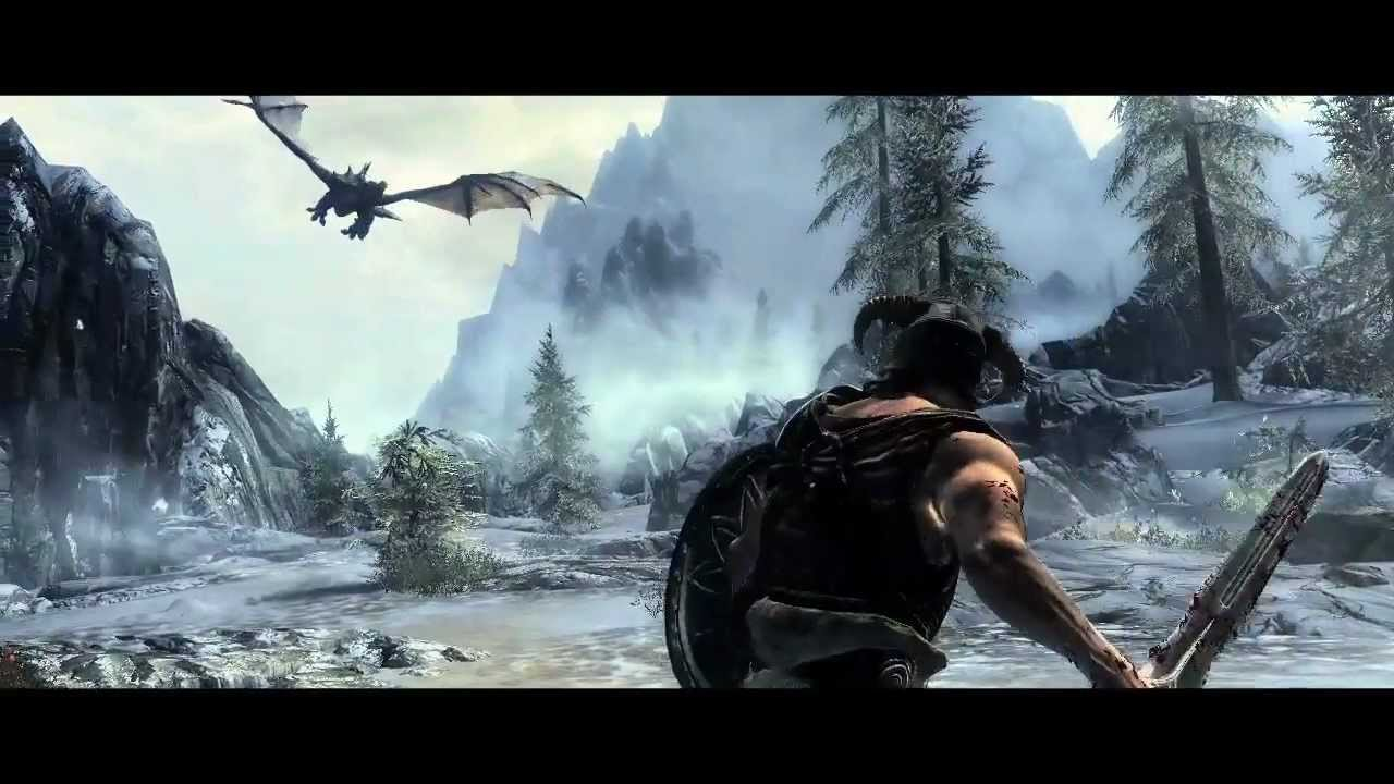 Qore's November Episode features Elder Scrolls V: Skyrim, Assassin's Creed: Revelations, and UNCHARTED 3