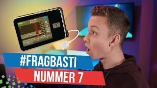 #FragBasti - 7:  T:Slim X2, T1- Day & vieles mehr!