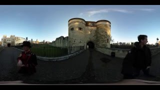 360 Tour of the Tower of London with Dan Snow