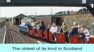 Kerr's Miniature Railway (Arbroath) Documentary