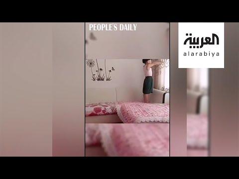 العرب اليوم - شاهد: طفلة الـ