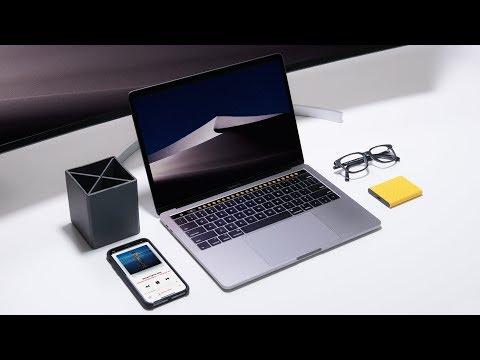 MacBook Pro 2018 - My Student Perspective
