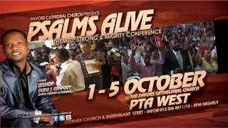 PSALMS ALIVE CONFERENCE 2014