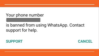 Why WhatsApp Banned your number and how to avoid it (PROBLEM SOLVED)