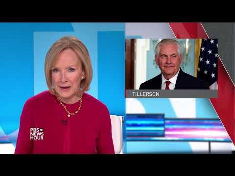 News Wrap: Congressional Black Caucus calls for Trump censure