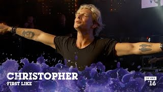 Christopher 'First Like' live fra The Voice '16