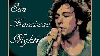 """San Franciscan Nights"" (Lyrics) 💖 ERIC BURDON 💖 The Animals"