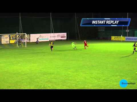 10. Runde UPC Tirolerliga SK Jenbach vs. FC Zirl