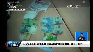 Dua Warga Laporkan Dugaan Politik Uang Caleg DPRD ke Bawaslu Ogan Ilir