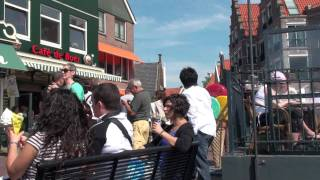 Volendam, Holland Vacation - Fishing Village Countryside Tour - The Netherlands