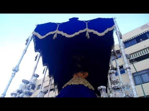 Virgen de los Dolores. Hdad San Jose Obrero. Calle Arroyo. Sevilla 2019