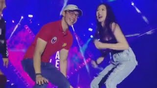 Chambe Chambe Challenge With Mikee And Alex Gonzaga
