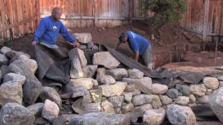 How To Build A Waterfall - Part 1