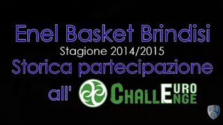 preview picture of video 'L'Enel Basket Brindisi scende... in centro!'