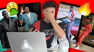 Rating Michael Jordans Outfits | The Last Dance