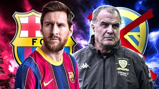 Lionel Messi CONFIRMS He Wants Bielsa As Barcelona Boss?!   Euro Transfer Talk