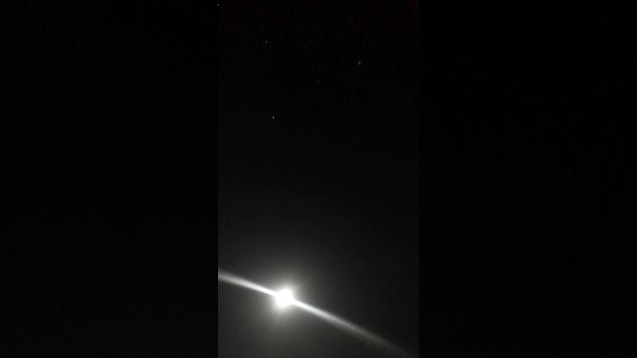 Starlink Satellites spotted above Cologne - Germany | Starlink Satelliten über Köln - Deutschland thumbnail