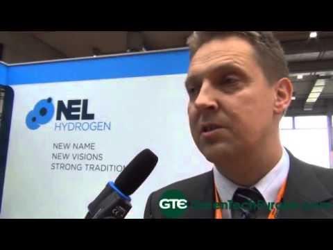 NEL Hydrogen Interview: Electrolyser Plants
