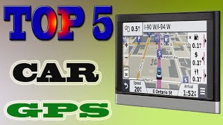 Best Car GPS 2020 – Top 5 Car GPS Navigation Systems Review.