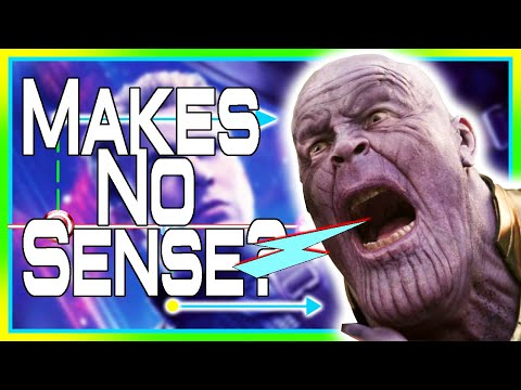Quick and Easy Avengers Endgame Timelines Explanation.