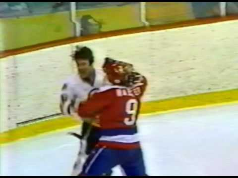 Mike Milbury vs. Ryan Walter