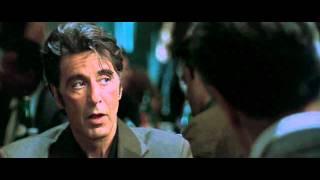 Al Pacino Robert De Niro Face To Face   Heat (1995)