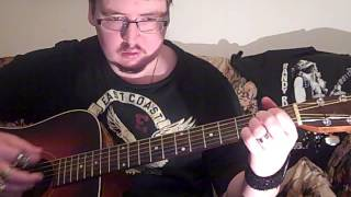 me showing you HOW TO PLAY 'WHAT IF IT ALL MEAN'S SOMETHING' by CHANTAL KREVIAZUK on GUITAR