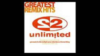 Nothing like the rain - 2 unlimited (dance remix)