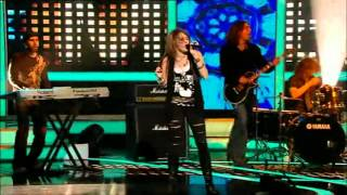 Miley Cyrus - 7 Things - X Factor 2008