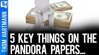 Exposed! Who Isn't In The Pandora Papers (w/ Chuck Collins)