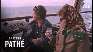 Boat train english channel